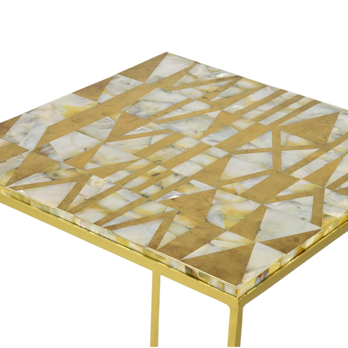 Coco Table - Mother of Pearl