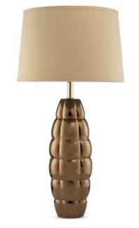 Poppy Lamp (Large) - Mirrored Smoke Bronze