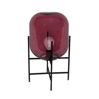 Miro Table Lamp - Cherry Red