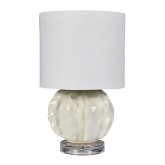 Arlo Table Lamp - Ivory