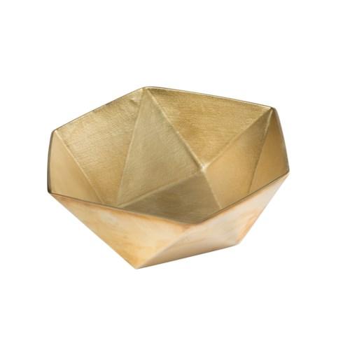 Kiki Bowl (Lg) - Brass