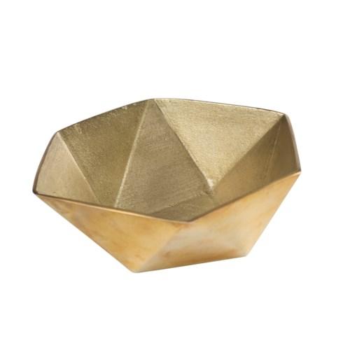 Kiki Bowl (Med) - Brass