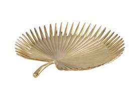 Kiko Bowl (Med) - Polished Brass, Brushed
