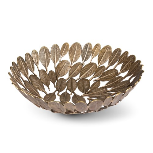 Asana Bowl - Cast Brass