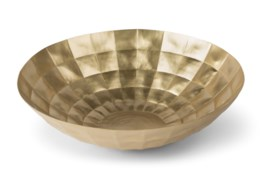 Louis Bowl - Satin Brass