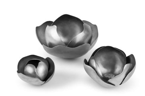 Camille (Medium) Set - Antique Nickel