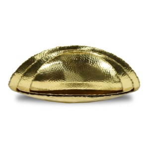 Mara Bowl (Set of 3) - Satin Brass