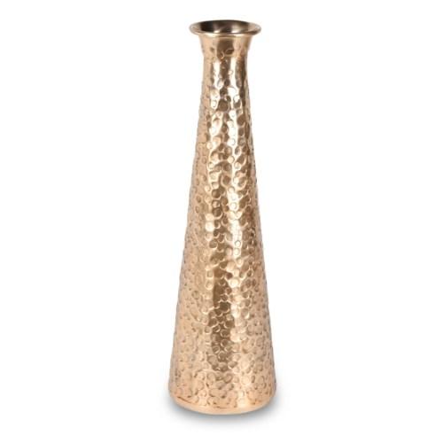 Maya Vase - Antique Brass