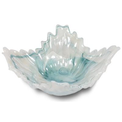Bessie Bowl - Iridescent Soft Blue