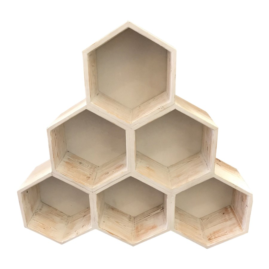 Nori Cubby Unit - Moth Grey