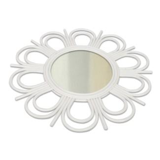Rosa Mirror - White