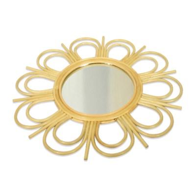 Rosa Mirror - Natural