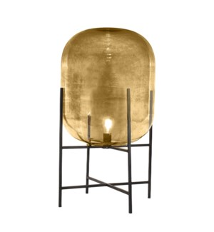 Miro Floor Lamp Short - Light Amber