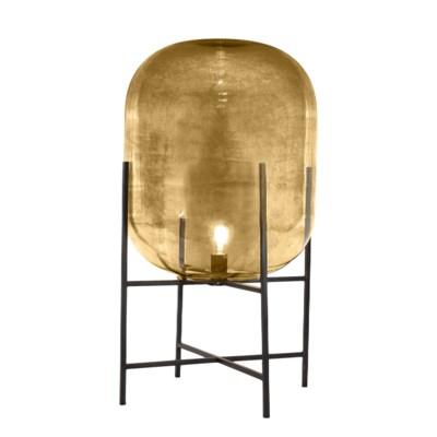 Miro Floor Lamp Short - Light Amber