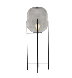 Miro Floor Lamp Tall - Smoke