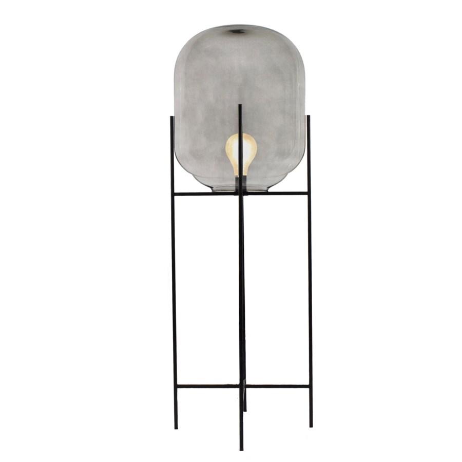 Miro Floor Lamp Tall - Smoke