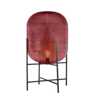 Miro Floor Lamp Short - Cherry Red