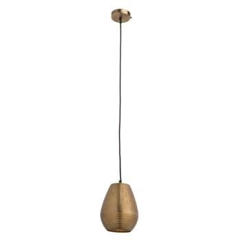 Alba Pendant (Small) - Satin Bronze