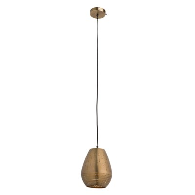 Alba Pendant (Small) - Satin Bronze