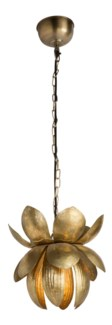 Bira Pendant - Antique Brass