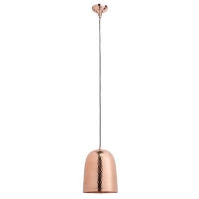 Cora Pendant - Polished Copper