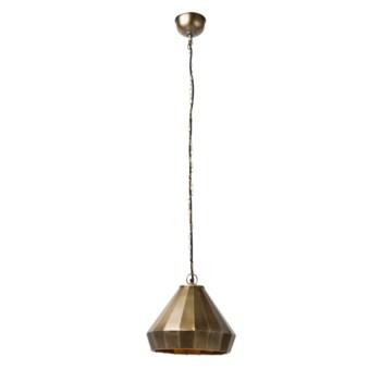 Hana Pendant (Medium) - Antique Bronze