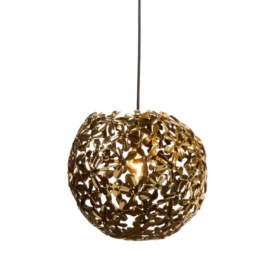 Lala Pendant (Large) - Polished Brass