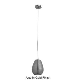 Alba Pendant (Small) - Gold