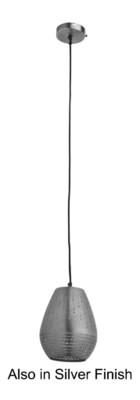 Alba Pendant (Small) - Silver