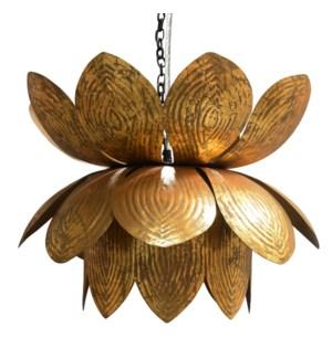Birba Pendant - Gold