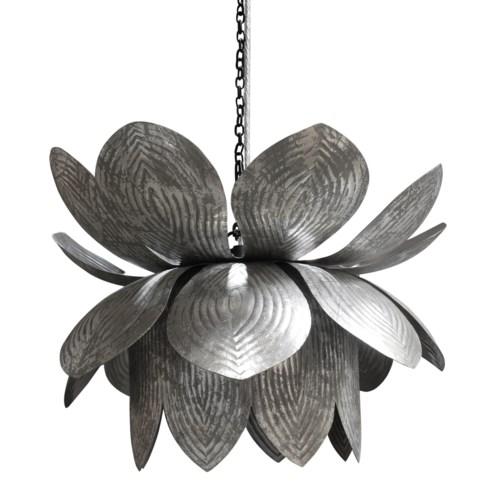 Birba Pendant - Silver