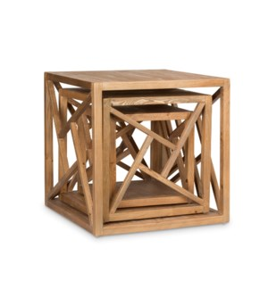 Nobu Nesting Table - Natural