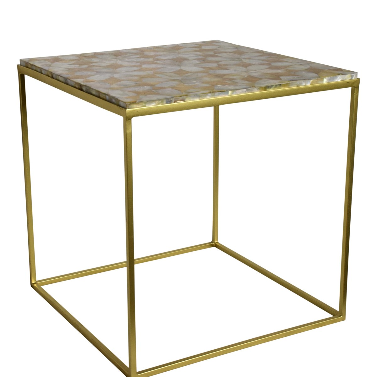 Ella Table - Mother of Pearl