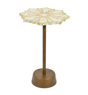 Ana Occasional Table - Mother of Pearl
