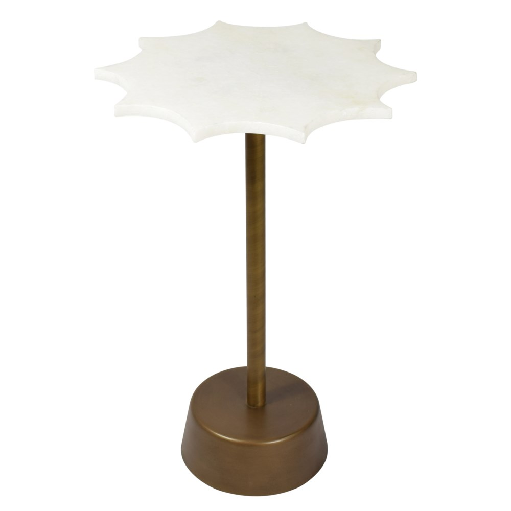 Lana Table - Marble