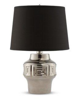 Del Rey Media Lamp - Pure Platinum