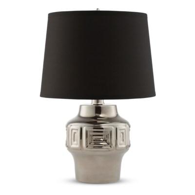 Del Rey Media Lamp - Pure Platinum