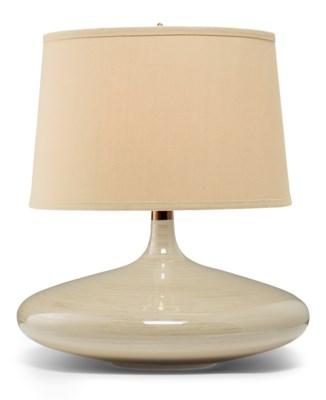 Flora Lamp - Lustrous Cream