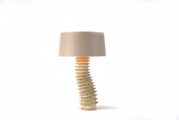 Maya Lamp - White