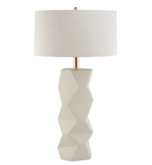Carina Lamp - Creme Anglaise