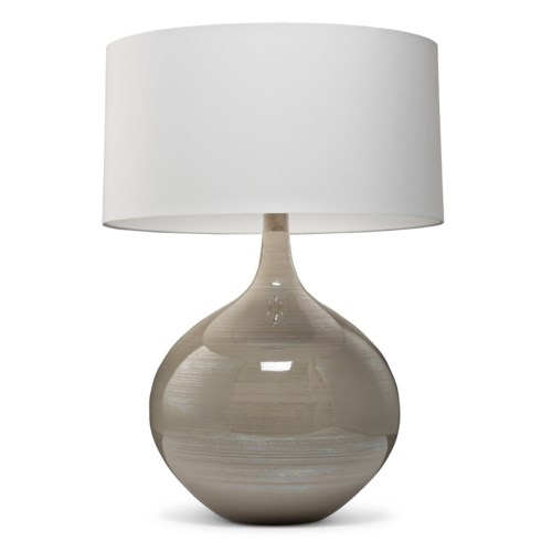 Francis Lamp - Dove Grey