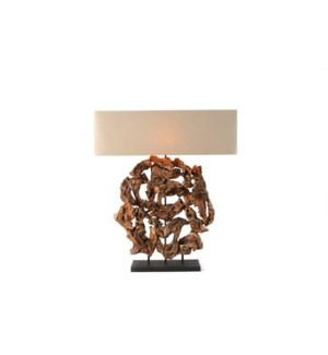Aran Table Lamp