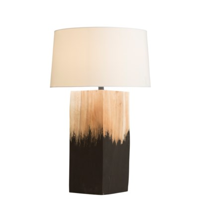 Chuck E - Licorice Lamp