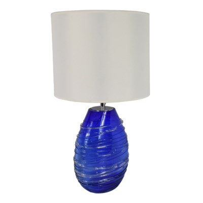 Enzo Table Lamp - Sky Blue