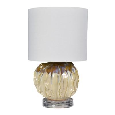 Arlo Table Lamp - Glazed Blue