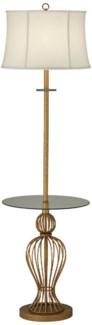 VICTORIAN CHATEU FLOOR LAMP (85-2858-76)