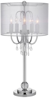 SOCHI SOPHISTICATION TABLE LAMP (87-7513-26)