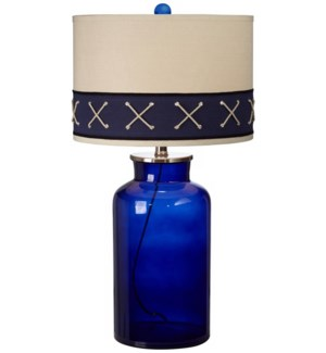 SAIL AHOY TABLE LAMP (87-7422-34)