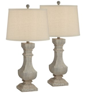 WILMINGTON - SET OF 2