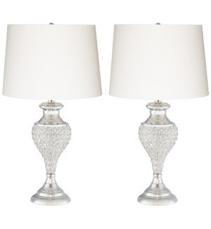GLITZ AND GLAM - SET OF 2 (87-7923-26)